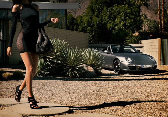Porsche by fashion photographer Michael Grecco