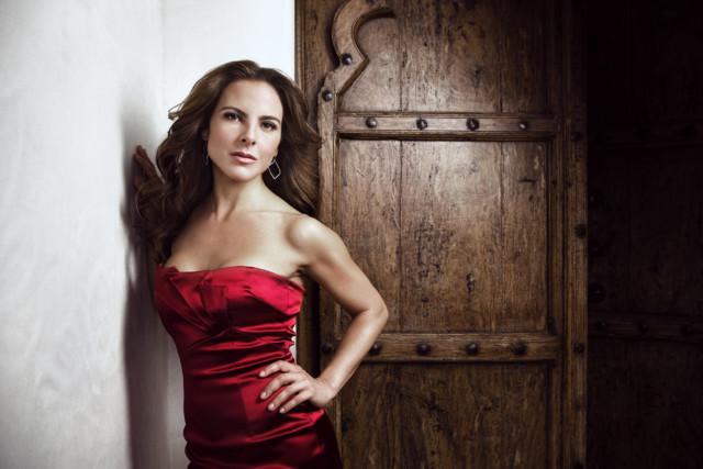 Kate DelCastillo by celebrity photographer Michael Grecco