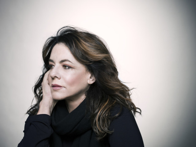 Stockard Channing by celebrity photographer Michael Grecco