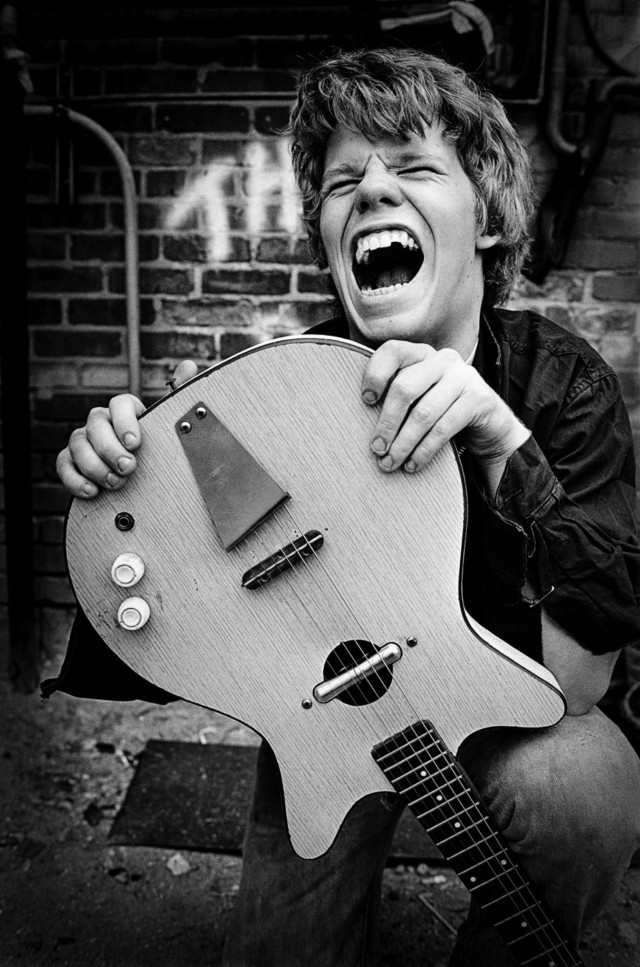 Warren Zanes of Boston punk rock band The Del Fuegos