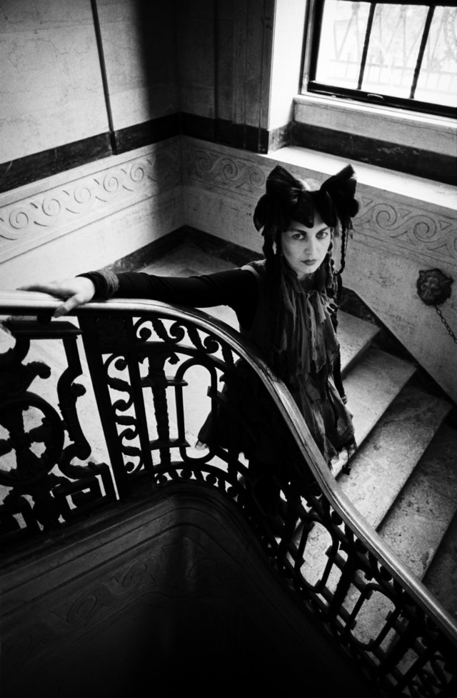 Lene Lovich #3, Boston, MA, 1980