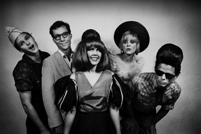 The B-52's #3, Boston, MA, 1980