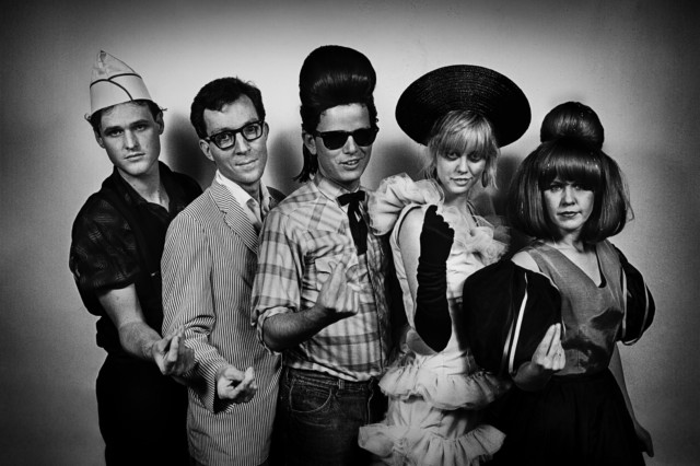 The B-52's, Boston, MA, 1980