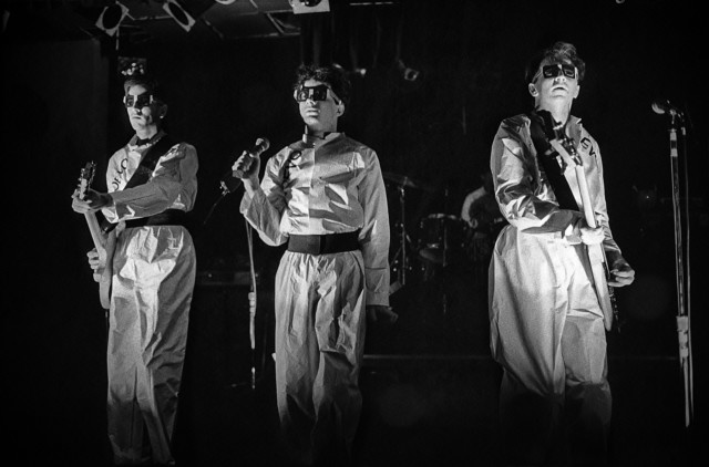 Devo #3, Boston, MA, 1978