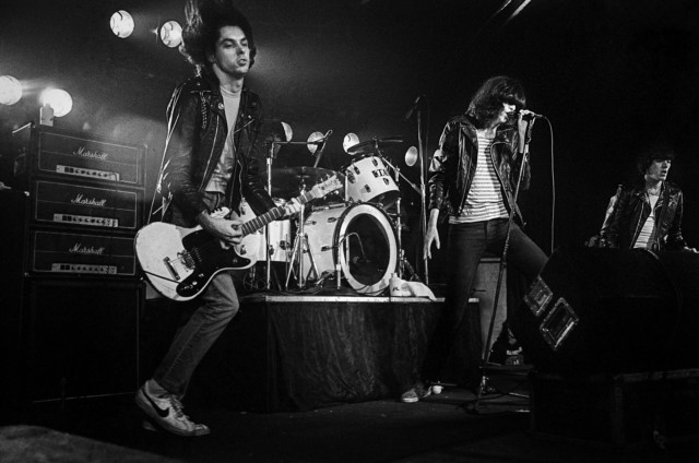 Ramones, Boston, MA, 1981