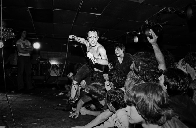 Jello Biafra of Dead Kennedys #3, Boston, MA, 1981