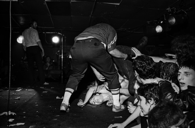 Jello Biafra of Dead Kennedys #5, Boston, MA, 1981