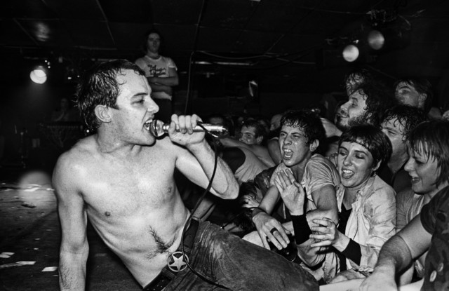 Jello Biafra of Dead Kennedys #6, Boston, MA, 1981