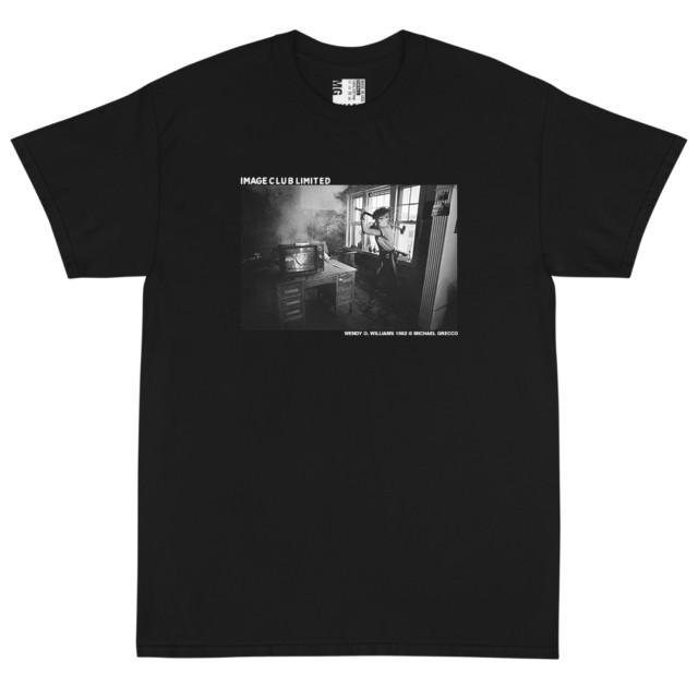 Wendy O. Williams of the Plasmatics Sledge Hammer T Shirt (Black)