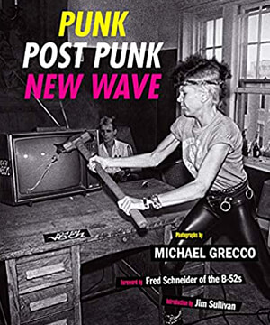 Punk, Post Punk, New Wave: Onstage, Backstage, In Your Face, 1978–1991
