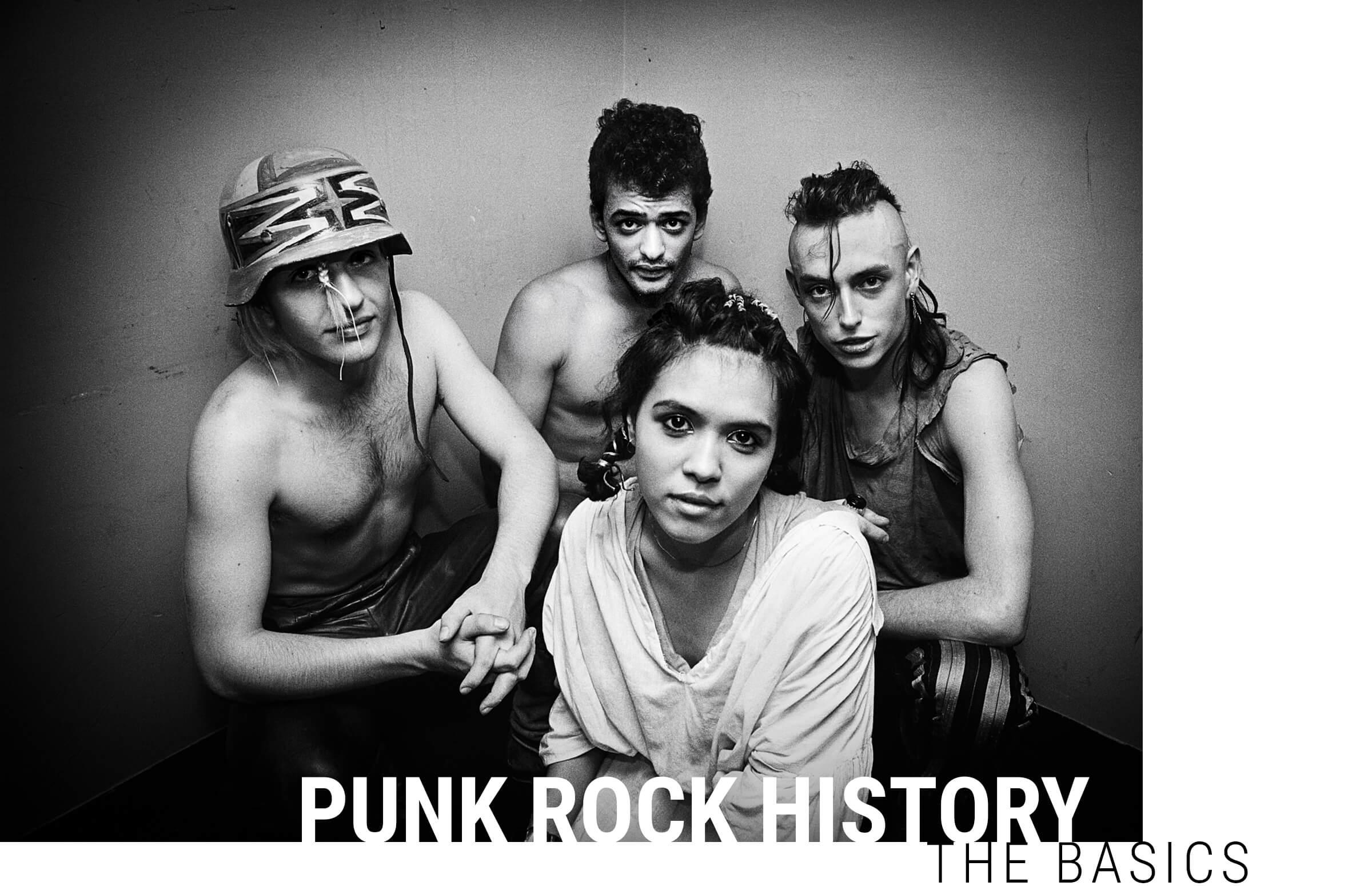 punk rock history